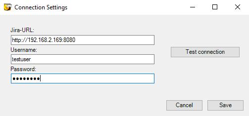 Configuration - Teamworkx Outlook Integration for Jira